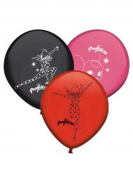 8 Balões de látex Ladybug™