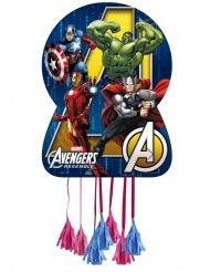 Pinhata de cartão Avengers™ 46 x 65 cm - Os Vingadores™