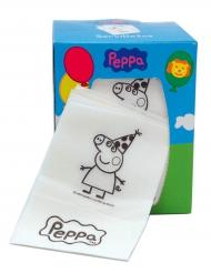 Porta guardanapos de cartão com guardanapos Peppa Pig™