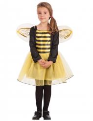 Disfarce abelha mangas compridas menina