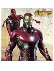 20 Guardanapos Avengers Infinity War™ - Os Vingadores™