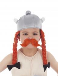 Capacete Obelix™ criança - Asterix e Obelix™