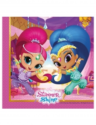 20 Guardanapos Shimmer and Shine™