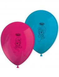 8 Balões Shimmer and Shine™