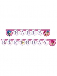Grinalda Happy Birthday Shimmer and Shine™ 2 m