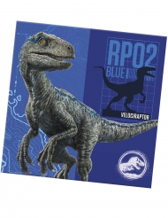 20 Guardanapos de papel Jurassic World 2™