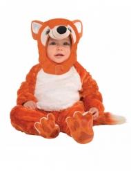 Disfarce raposa bebé