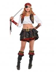Kit Pirata mulher