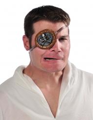 Tapa-olho caveira adulto