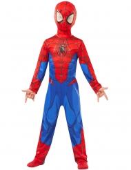 Disfarce clássico Spiderman™ criança - Homem aranha