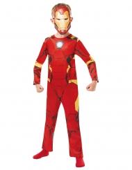 Disfarce clássico Iron Man™ criança