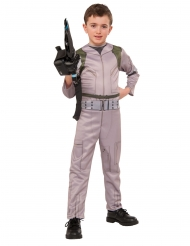 Disfarce Caça-Fantasmas™ com arma criança - Ghostbusters™