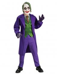 Disfarce de luxo Joker Dark Knight™ criança