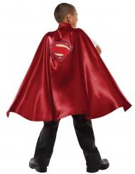 Capa de luxo Superman™ - Batman vs Superman™ criança