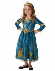Disfarce Princesa Mérida Brave-Indomável™ com coroa menina