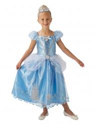 Disfarce princesa  Cinderela™ com coroa menina