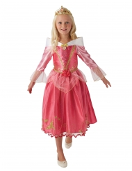 Disfarce princesa Aurora™ com coroa menina