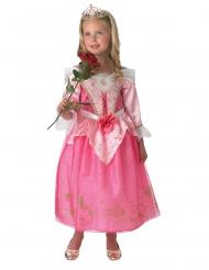 Disfarce princesa Aurora™ com tiara menina- A Bela Adormecida™