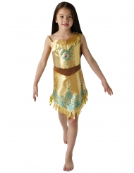 Disfarce princesa Pocahontas™ menina
