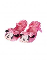Sapatos de ballet Minnie™ cor-de-rosa menina
