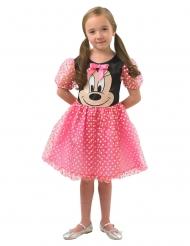 Disfarce princesa cor-de-rosa Minnie™ menina