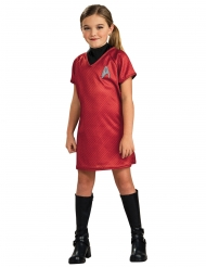 Disfarce Uhura Star Trek™ criança