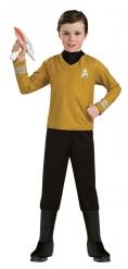 Disfarce de luxo Captain Kirk Star Trek™ criança