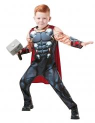 Disfarce de luxo criança Thor™ com martelo