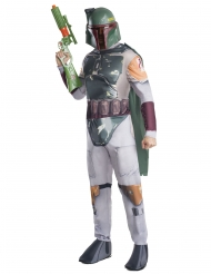 Disfarce Boba Fett Star Wars™ adulto