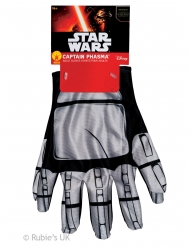 Luvas Captain Phasma Star Wars VII™ adulto