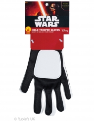 Luvas Trooper Star Wars™ criança