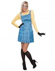 Disfarce vestido Minions™ mulher