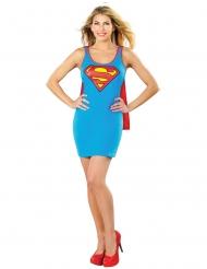 Disfarce vestido Supergirl™ mulher