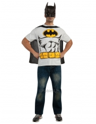 T-shirt e máscara Batman™ adulto