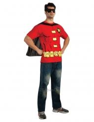 T-shirt com mascarilha Robin™ homem