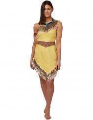 Disfarce classico Pocahontas™ mulher