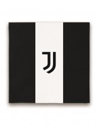20 Guardanapos de papel Juventus 33 x 33 cm