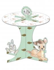 Prato para bolos com suporte de cartão premium Bambi™