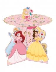 Prato para bolos com suporte de cartão premium Princesas Disney™