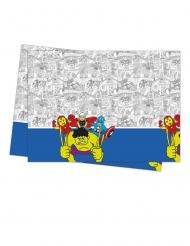 Toalha de plástico premium Avengers™ pop comic - Os Vingadores™