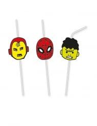 6 Palinhas premium Avengers™ pop comic - Os Vingadores™