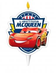 Vela de aniversário Flash McQueen™ Cars™ 7.5 cm