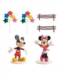 Kit de decorações de bolo Mickey e Minnie™