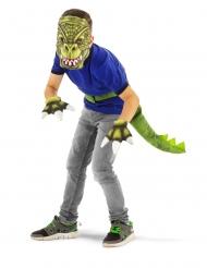 Kit de acessórios dinossauro criança