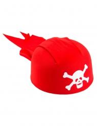 Bandana de Pirata vermelha criança