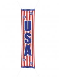Decoração de porta USA Party 300 x 60 cm