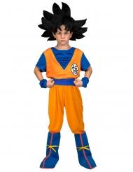 Coffret Disfarce com peruca Goku Dragon Ball™ criança