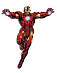Decoração de parede articulada Iron Man™ 1m