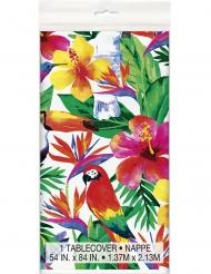 Toalha de plástico palm Tropical Luau 137 x 213 cm