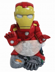 Tigela mini de rebuçados Iron Man™ 38 cm
